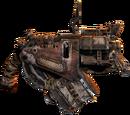 Lanzador de Excavadores