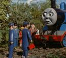 Thomas y el Conductor
