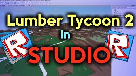 Studio Mode in Lumber Tycoon 2-Axe and Biome Values Discovered!