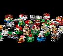 40222 Jeu de construction de Noël
