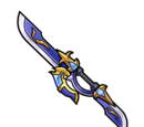 Azure Knight's Blade (Gear)