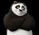 Kung Fu Panda (Charaktere)