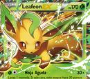 Leafeon-EX (Generaciones TCG)