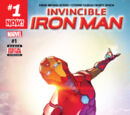 Revisão: Invincible Iron Man 1 (2016)