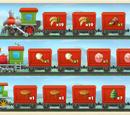 Train Quantities