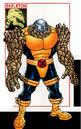 Sidney Green (Earth-616) from X-Men Earth's Mutant Heroes Vol 1 1 0001.jpg