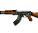 AK47-Decal Celebrate