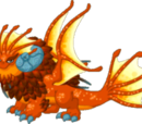 Harvest Moon Dragon
