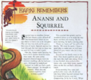 Anansi and Squirrel
