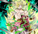 Fearsome Rampage Legendary Super Saiyan Broly