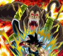 Frontline Battle Bardock (Giant Ape)