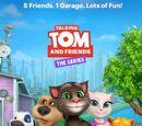 Говорящий Том и друзья (мультсериал)