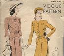 Vogue 9645 A