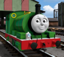 Percy's Oil Spill