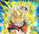 Proof of Tough Trainings Super Saiyan Goku