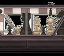 Vagão de Xadrez