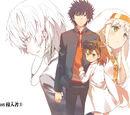 Toaru Majutsu no Index Manga Chapter 105