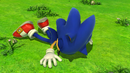 Sonic sleeping (Sonic Generations).png