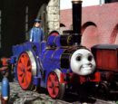Fergus and the Small Engines