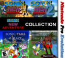 Sonic New Adventure Collection