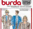 Burda 5734