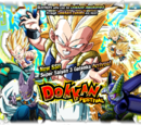 Rare Summon: Super Saiyan 3 Gotenks Dokkan Festival