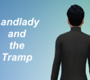 Landlady and the Tramp
