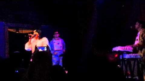 """""""Bittersweet Tragedy"""" by Melanie Martinez LIVE in Nashville @ The High Watt"""