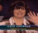 Kate Heusser
