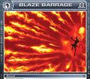 Blaze Barrage