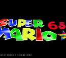 Super Mario 65 The Rainbow Stars