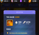 The Goldie