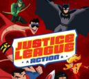 Justice League Action (TV Series) Episode: Party Animal