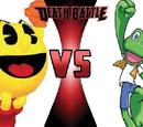 Pac-Man vs. Frogger
