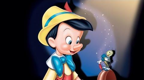 Disney Movies - Movies For Kids - Animation Movies Pinocchio 1940