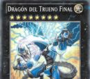 Dragón del Trueno Final