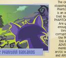 The Phantom Badlands
