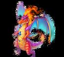 Fire Lizard Dragon