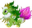 Thistle Dragon
