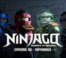 Ninjago: Masters of Spinjitzu — Skybound episodes