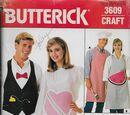 Butterick 3609 B