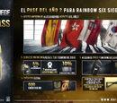 CuBaN VeRcEttI/El pase del año 2 de Tom Clancy's Rainbow Six Siege, ya disponible