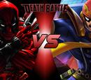 Deadpool VS Captain Falcon