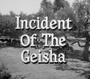 Incident of the Geisha