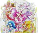 FairySina/Pretty Cure Meeets Tokyo Mew Mew?