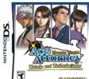 Phoenix Wright: Ace Attorney: Trials and Tribulations