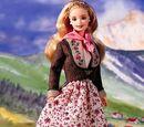 Austrian Barbie Doll