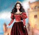 Princess of the Portuguese Empire Barbie Doll