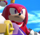 Knuckles the Echidna (Tonipelimies)
