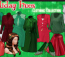Holiday Hues Clothing Collection